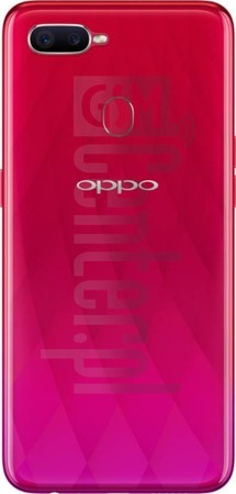 IMEI Check OPPO F9 on imei.info