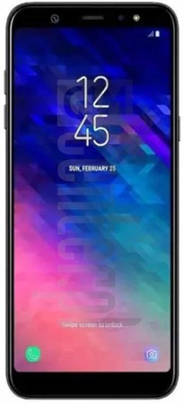 SAMSUNG Galaxy A6+ image on imei.info