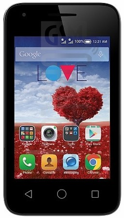 PANASONIC Love T10 image on imei.info
