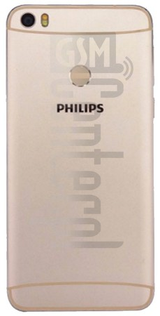 PHILIPS S653H image on imei.info