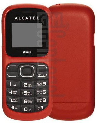 ALCATEL OT-117 image on imei.info