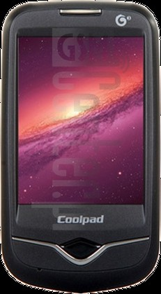 CoolPAD 6058 image on imei.info