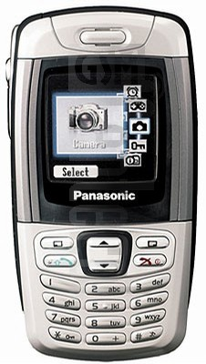 PANASONIC X300 image on imei.info