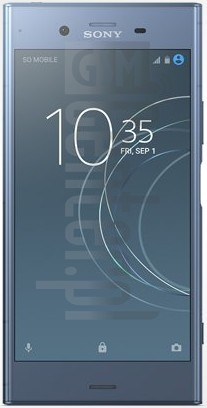 SONY Xperia XZ1 F8341 Specification - IMEI info
