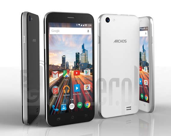 ARCHOS 50 Helium+ image on imei.info