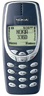 NOKIA 3360 image on imei.info