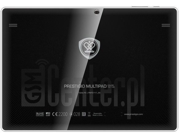 PRESTIGIO MultiPad Color 10.1 3G image on imei.info