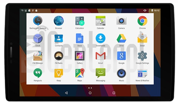 MICROMAX P680 Canvas Tab image on imei.info