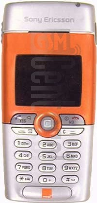 SONY ERICSSON T316 image on imei.info