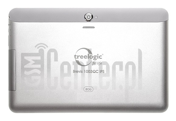 TREELOGIC Brevis 1003QC IPS  image on imei.info