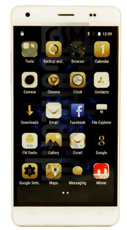 MIONE M1 Specification - IMEI info