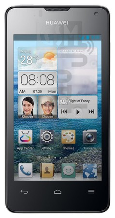 HUAWEI Ascend Y300 image on imei.info