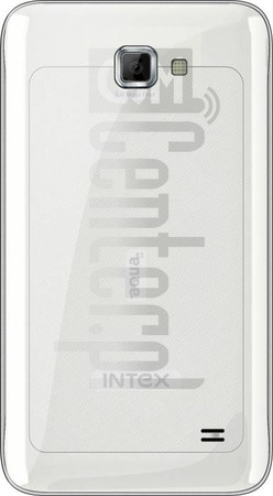 INTEX Aqua 5.0 image on imei.info