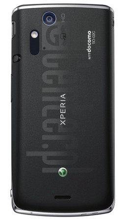 SONY SO-02C Xperia Acro  image on imei.info