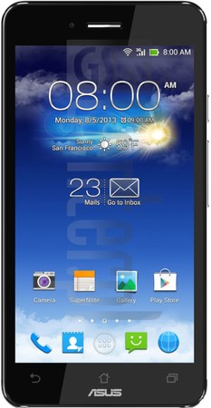 ASUS PadFone Infinity 2 A86 image on imei.info