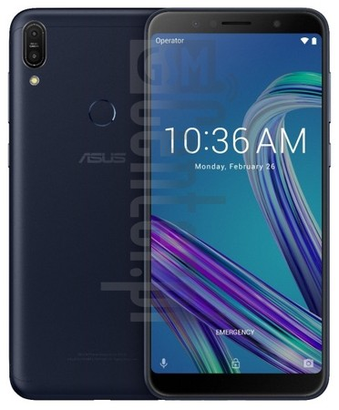 ASUS ZenFone Max Pro M1 image on imei.info