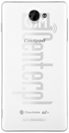 CoolPAD 8730L image on imei.info