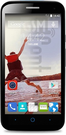 ZTE Blade QLux 4G image on imei.info