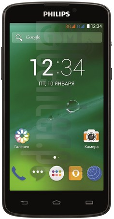 PHILIPS V387 image on imei.info