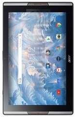 IMEI Check ACER Iconia Tab 10 (A3-A50) on imei.info