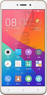 IMEI Check GIONEE S5 on imei.info