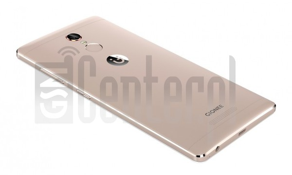 GIONEE Elife S6S image on imei.info