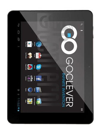 GOCLEVER Tab R974 image on imei.info