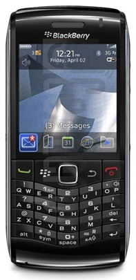 IMEI Check BLACKBERRY 9100 Pearl 3G on imei.info