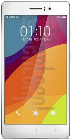 OPPO R5S image on imei.info