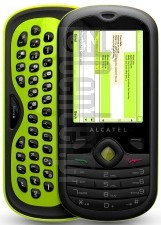 ALCATEL OT-606 One Touch Chat image on imei.info