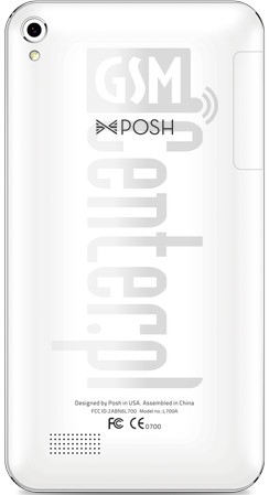 POSH Equal Pro LTE L700 image on imei.info