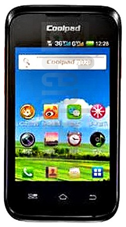 CoolPAD 7020 image on imei.info