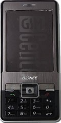 GIONEE A539 image on imei.info
