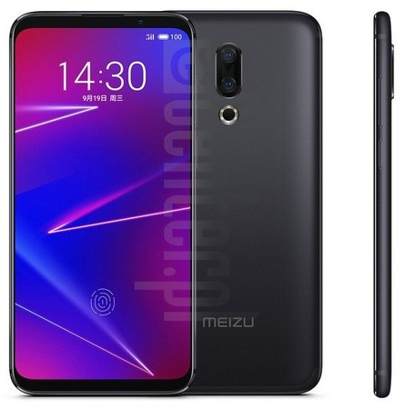MEIZU 16X image on imei.info