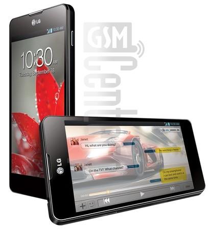 LG Swift G F180 Specification - IMEI info