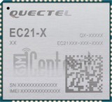 IMEI Check QUECTEL EC21-EUX on imei.info