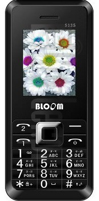 IMEI Check BLOOM S135 on imei.info