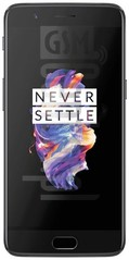 IMEI Check OnePlus 5 on imei.info