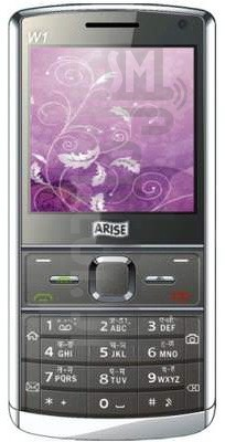 ARISE W1 image on imei.info