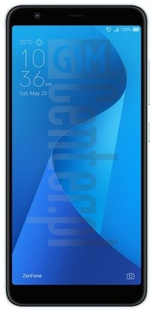 ASUS ZenFone Max (M1) S430 image on imei.info