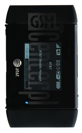 SIERRA WIRELESS AirCard AC754S image on imei.info