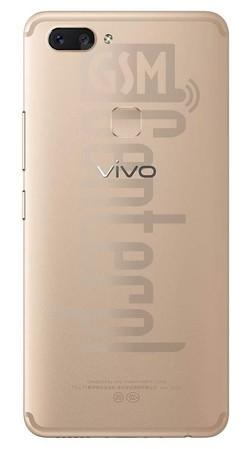 VIVO X20 Plus image on imei.info