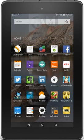 AMAZON Fire 7 image on imei.info