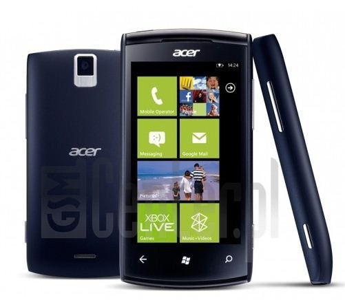 ACER Allegro image on imei.info
