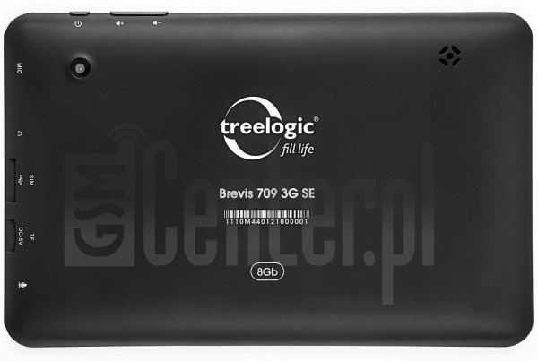 IMEI Check TREELOGIC Brevis 709 3G SE on imei.info