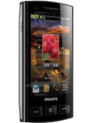 PHILIPS W725 image on imei.info