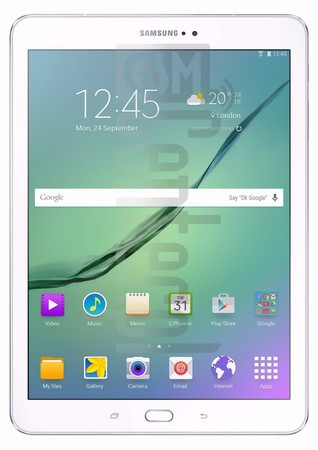 SAMSUNG T719 Galaxy Tab S2 VE 8.0 LTE image on imei.info