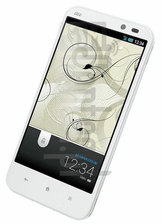 SHARP Aquos Phone SHL22 Specification - IMEI info