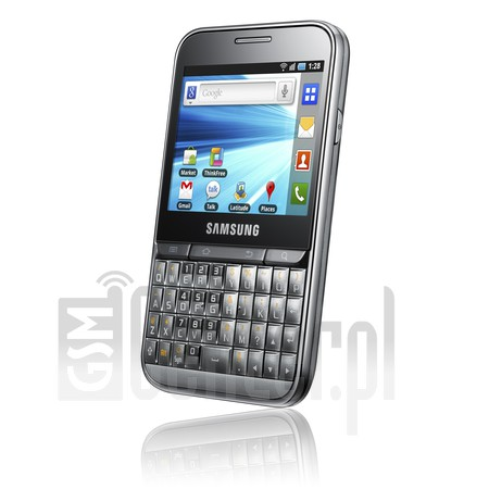 SAMSUNG B7510 Galaxy Pro image on imei.info
