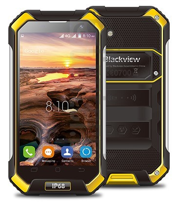 BLACKVIEW BV6000 image on imei.info